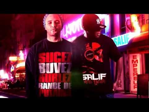 AlKpote ft. Salif | Le rap c'est un peep show | Album : L'Empereur
