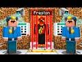 I Got Trapped in Noob1234's Minecraft Prison!