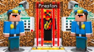 I Got Trapped in Noob1234's Minecraft Prison!