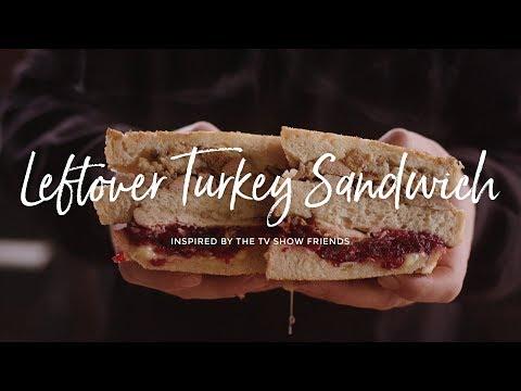 Leftover Turkey Sandwich Recipe