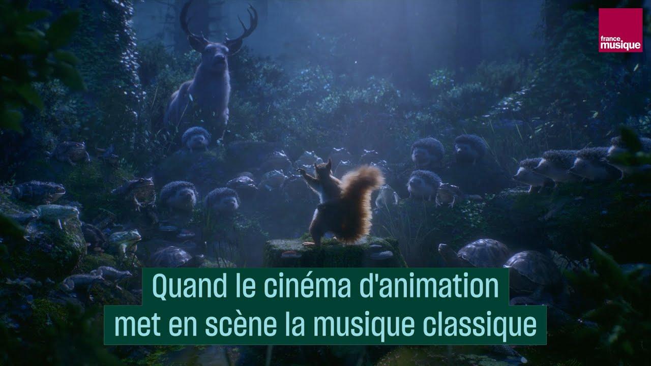 Le monde fabuleux du cinéma d'animation