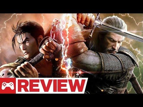 Soulcalibur VI Review - YouTube