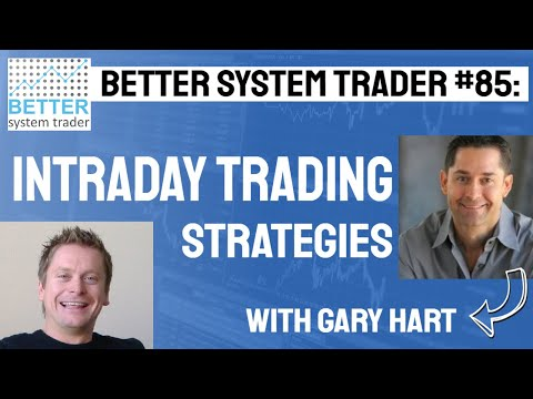 085: Intraday Trading Strategies with Gary Hart