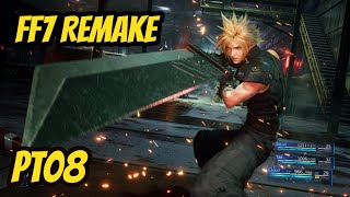 《Final Fantasy VII 重製版》 PT08  第十章-第十一章  下水道u0026惡靈 rockmanzw