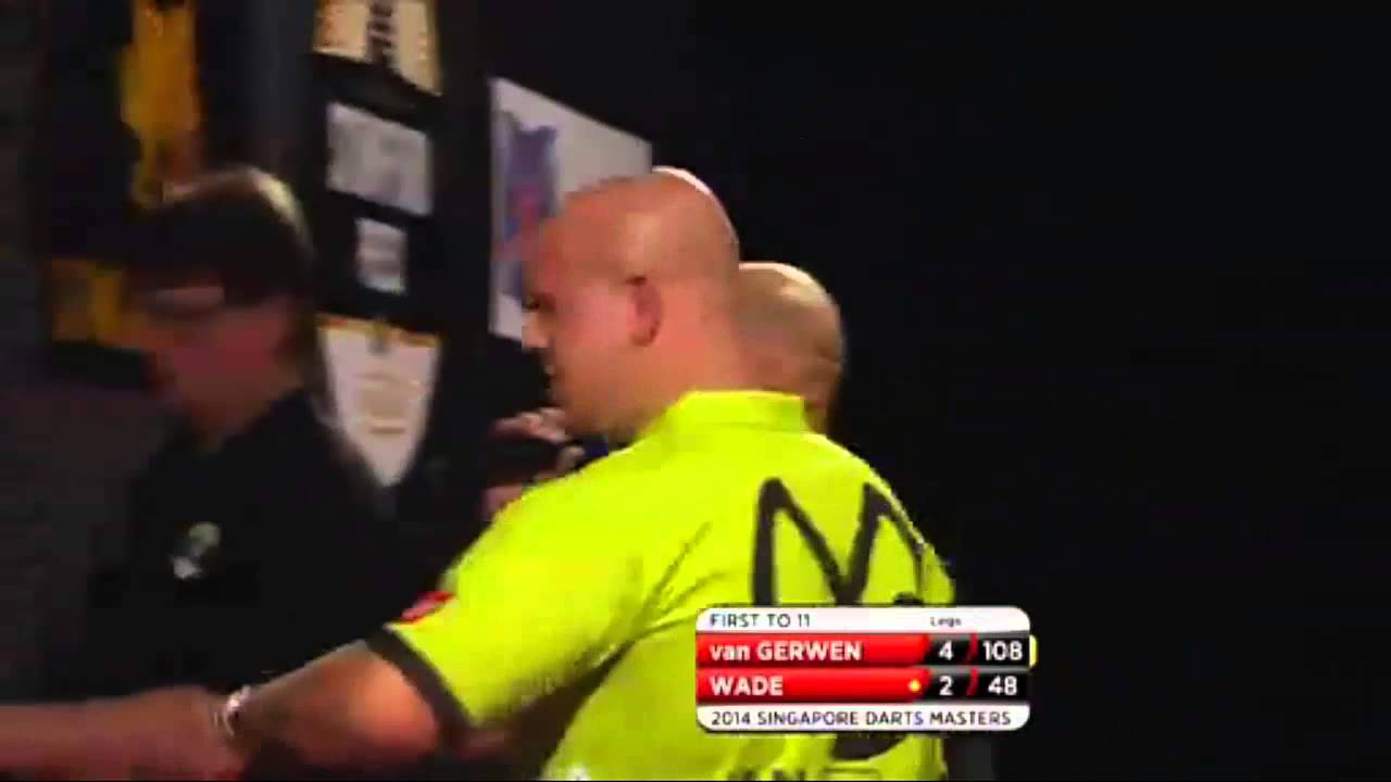 World Series of Darts Singapore 2014