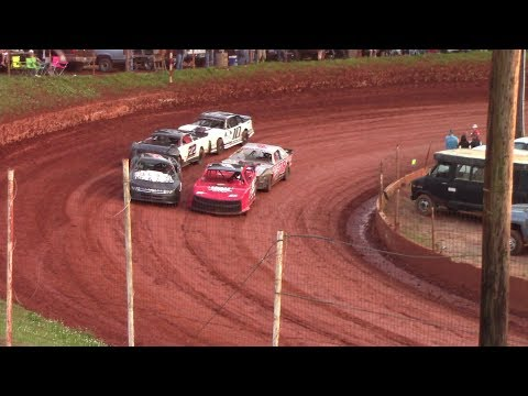 Winder Barrow Speedway Modified Street Race 5/12/18