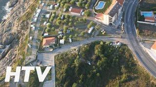 Camping Paxariñas Bungalow Park en Portonovo