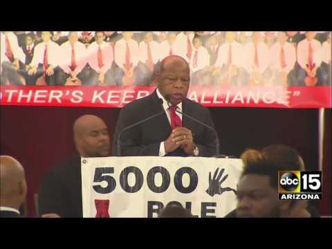 FULL: Rep. John Lewis Martin Luther King Day speech