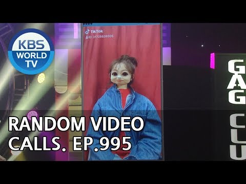Random Video Calls | 랜덤 울화통 [Gag Concert / 2019.04.20]