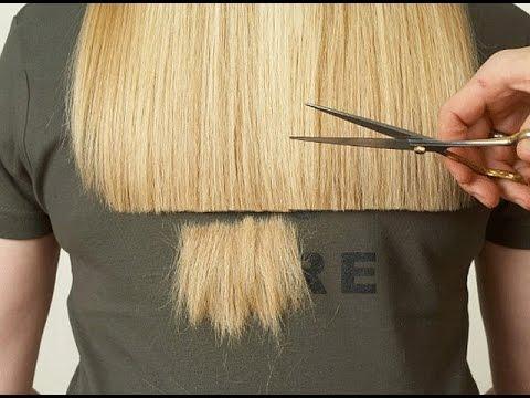 Стрижка волос Haircut new