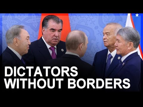 Review: Dictators Without Borders by Alexander Cooley and John Heathershaw