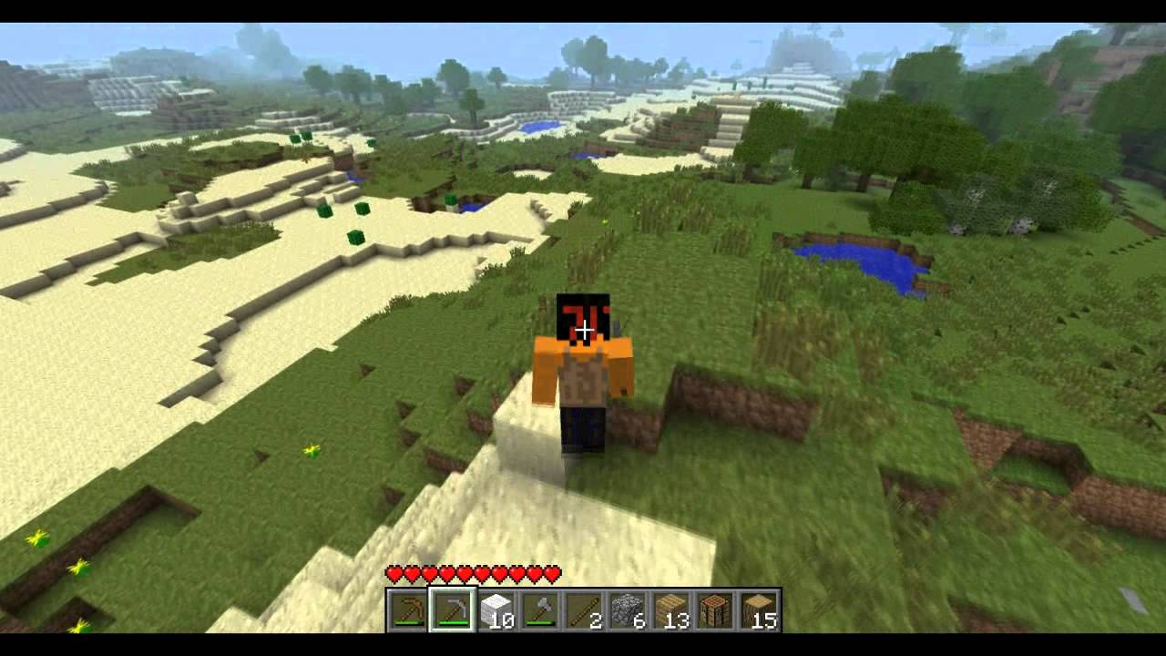 how to run minecraft at max settings