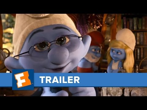 Smurfs Movie Trailer 2011 Official The Smurfs 2 Official Movie