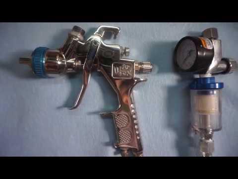 Best spray paint gun uk
