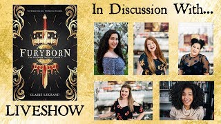 Furyborn by Claire Legrand Liveshow Discussion | FICTION FACTION