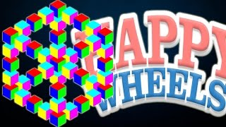 Happy Wheels: Optical Illusions FV - Part 103