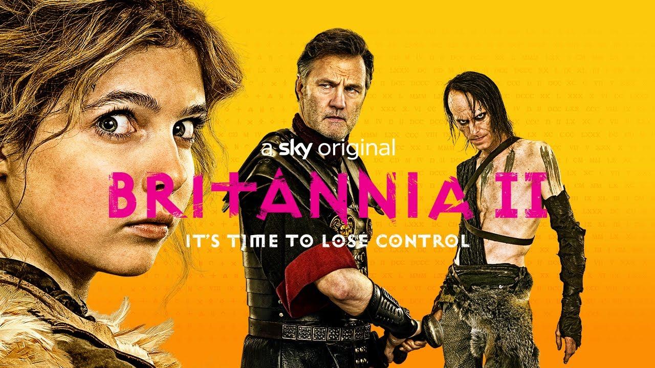 Britannia Serie Staffel 2