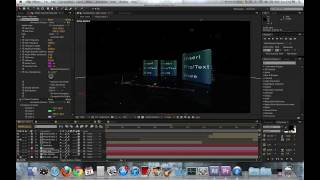 How to create audio waves to music in after effects
