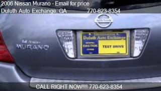2006 Nissan Murano SL 4dr SUV for sale in Duluth, GA 30096 a