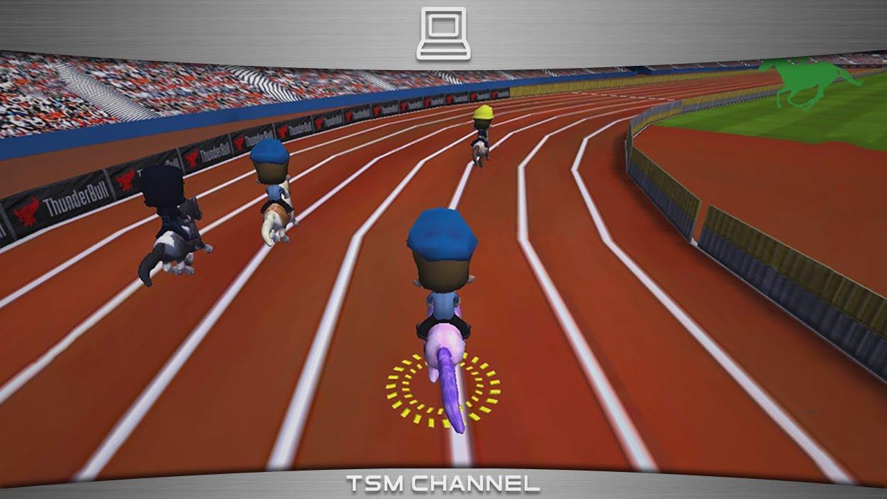 3d horse racing games