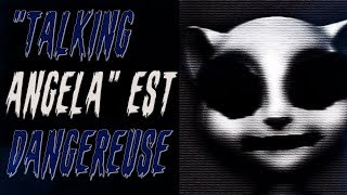 "CREEPYPASTA FR - ""Talking Angela"" est dangereuse"