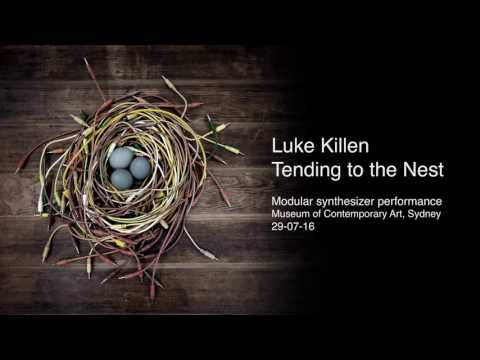 Luke Killen - Live Modular Dub at The Museum of Contemporary Art, 29​-​07-​16