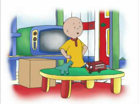 Caillou Videos Channel - Caillou Show and Tell - - YouTube Caillou Family Collection 9 1