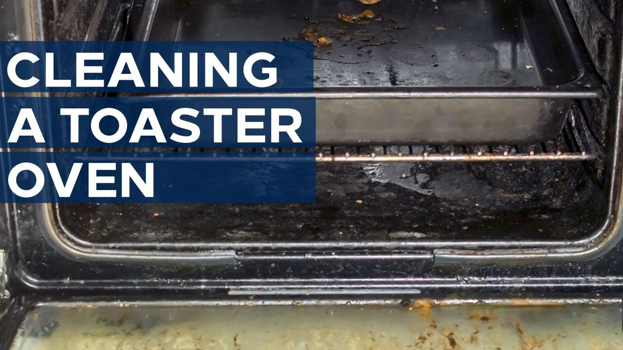 How to Clean a Toaster Oven - Get appliance insights on top brands ...