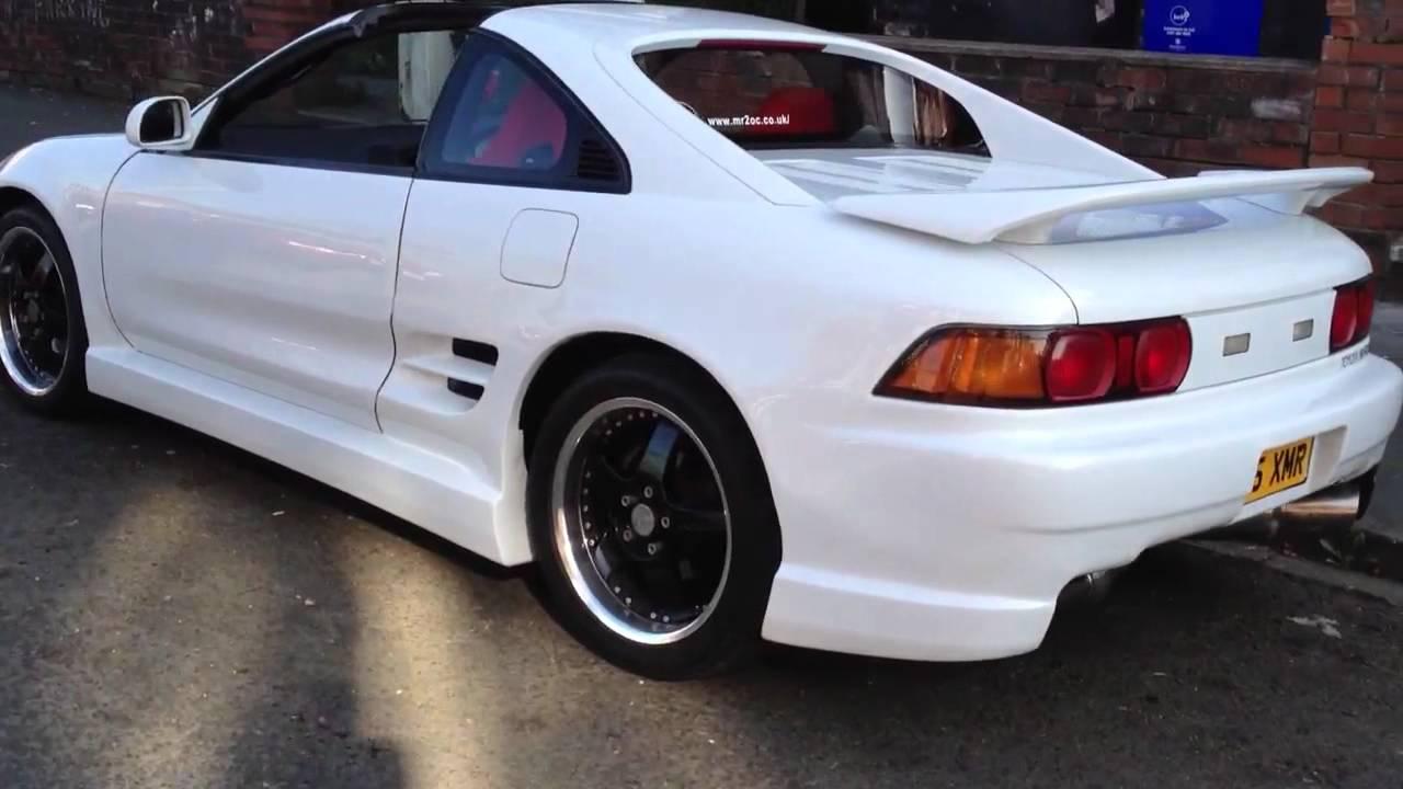 Mr2 Mk2 Turbo - Special Edition