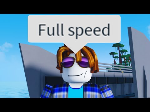 The Roblox Naval Experience