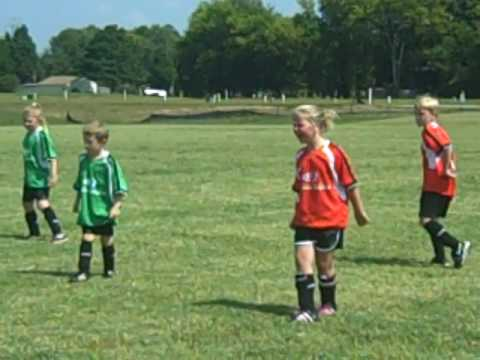 LILLYS FIRST SOCCER GAME PT 3