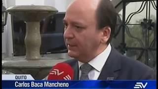 Fiscal general confirma que hay otras investigaciones abiertas a Jorge Glas