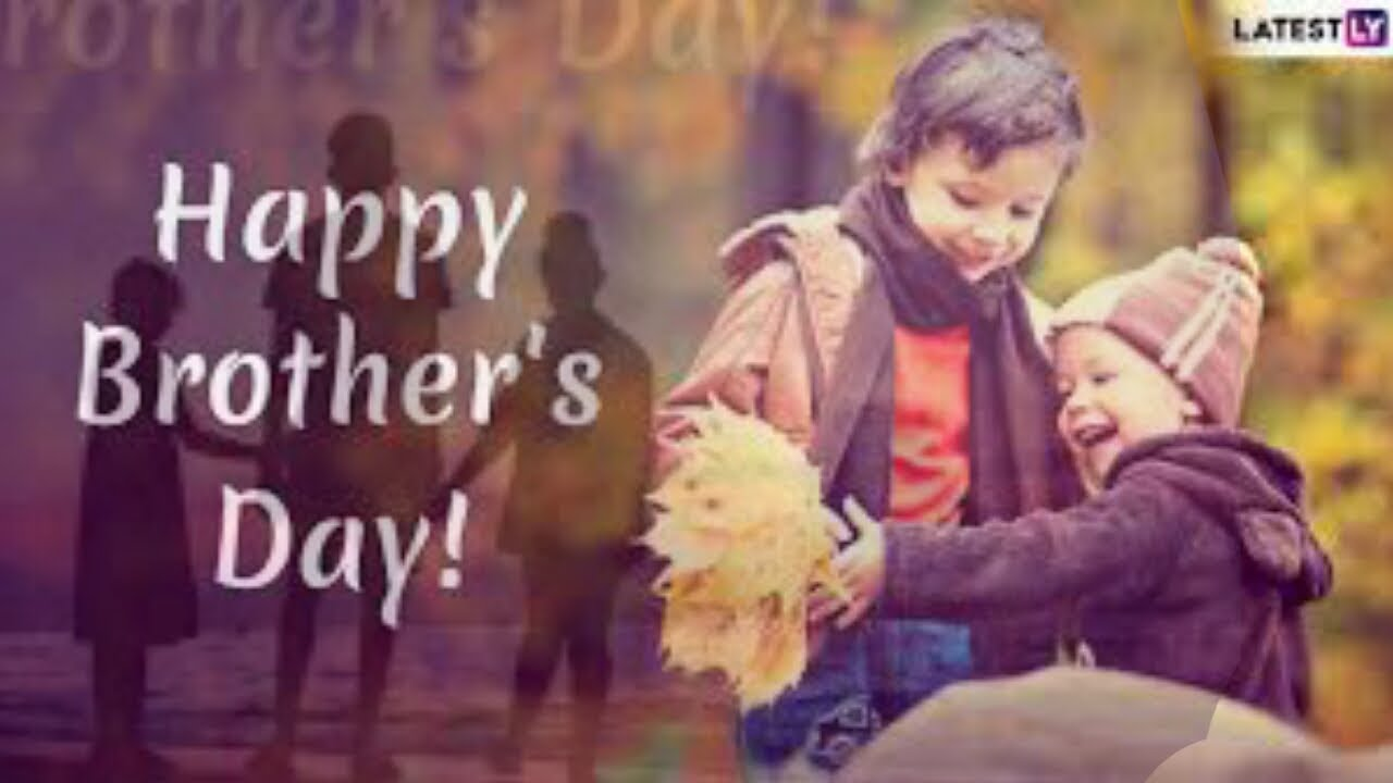 Happy brothers day |brothers |what'sapp status|brothers ...