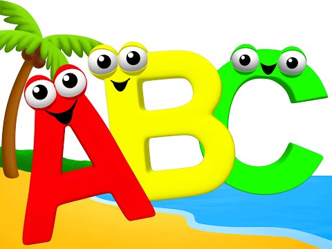 Letters of the Alphabet & More  ABC Toddler Collecti, Kids 3D Sgs, Learn Phics Sounds