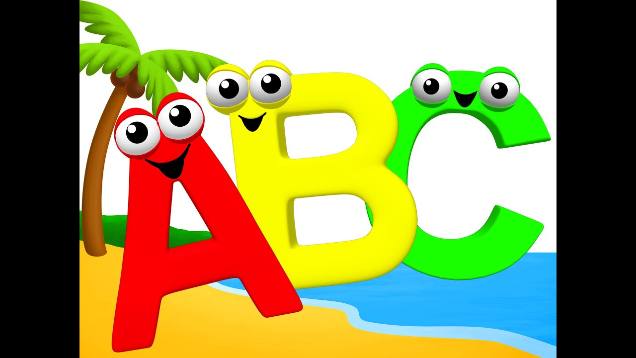letters of the alphabet more abc toddler collection kids 3d songs learn phonics sounds youtube