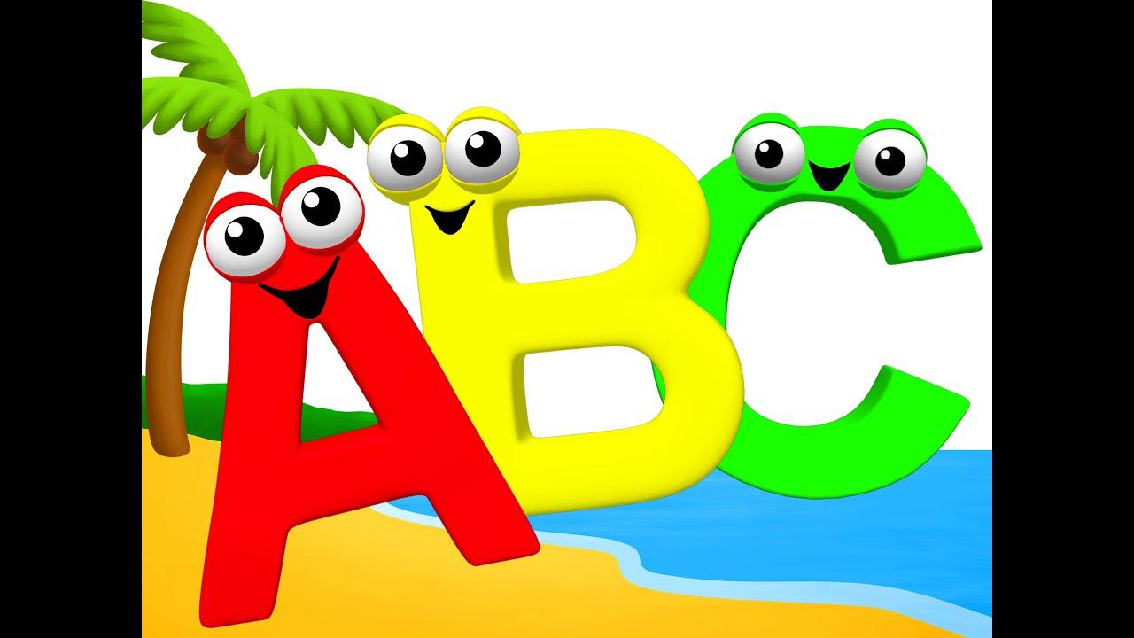 Kids ABC Alphabet Letters