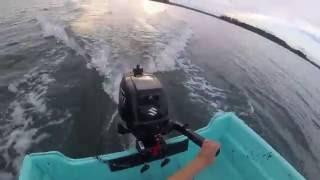 2016 Suzuki 6hp Four Stroke Outboard