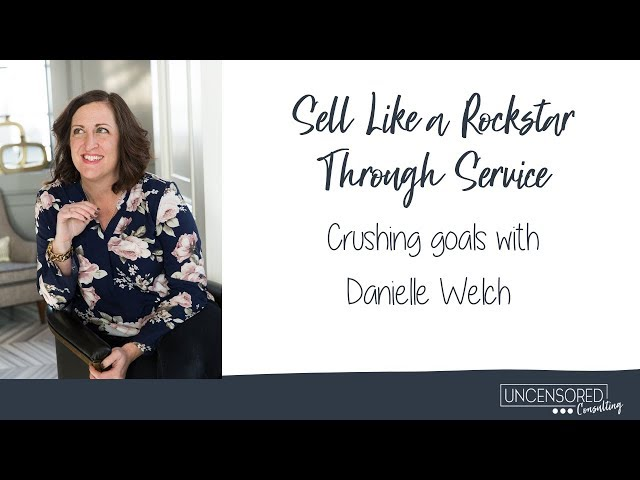 Crushing Goals with Danielle