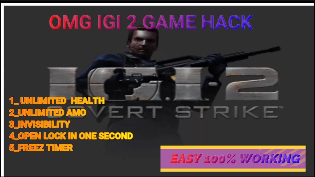Igi 2 trainer download windows 7