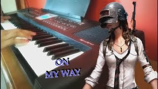 On My Way | Piano | Alan Walker, Sabrina Carpenter & Farruko | I Am On My Way Piano Cover