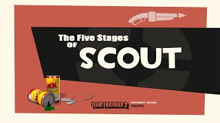 The Five Stages of Scout (Saxxy Awards 2015 Comedy Entry)