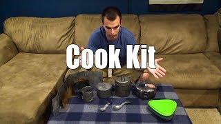 Beginner Backpacking Part 7 - Cook Kit