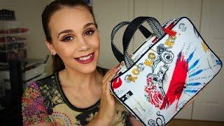 What's In My Bag   Travel Makeup Bag   Sonia Kashuk