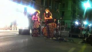 Gaetano Pellino Band feat. Soul Sarah - Rock Me Baby