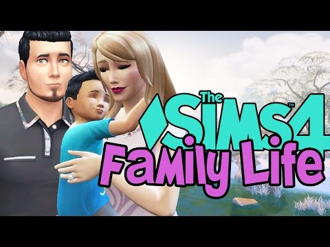 The Sims 4   Family Life   Part 1 [First Apartment]