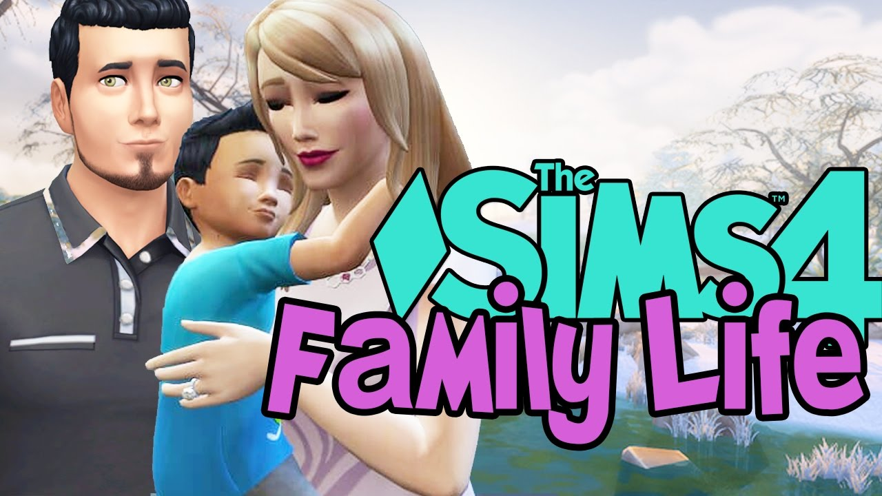 The Sims 4 | Family Life | Part 1 [First Apartment]