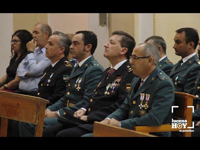 Vídeo: El cuerpo de la Guardia Civil celebra la festividad de su Patrona, la Virgen del Pilar