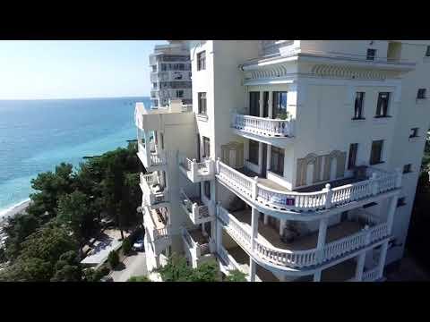 Продажа3-х квартир в Приморском парке Ялты. Элитная невижимость на море.