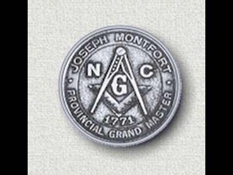 Blue Lodge Masonry - Interview with Norburn Hyatt - NCPGM1985