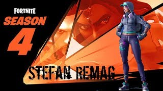 🔴 [LIVE] FORTNITE PLAYING with the NEW SKIN TEKNIQUE-Stefan Remag EP. 48